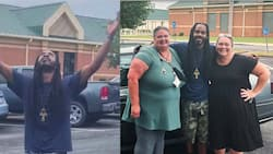 Chris Jackson: Elementary School Custodian Gifted Car By Kindhearted Colleagues