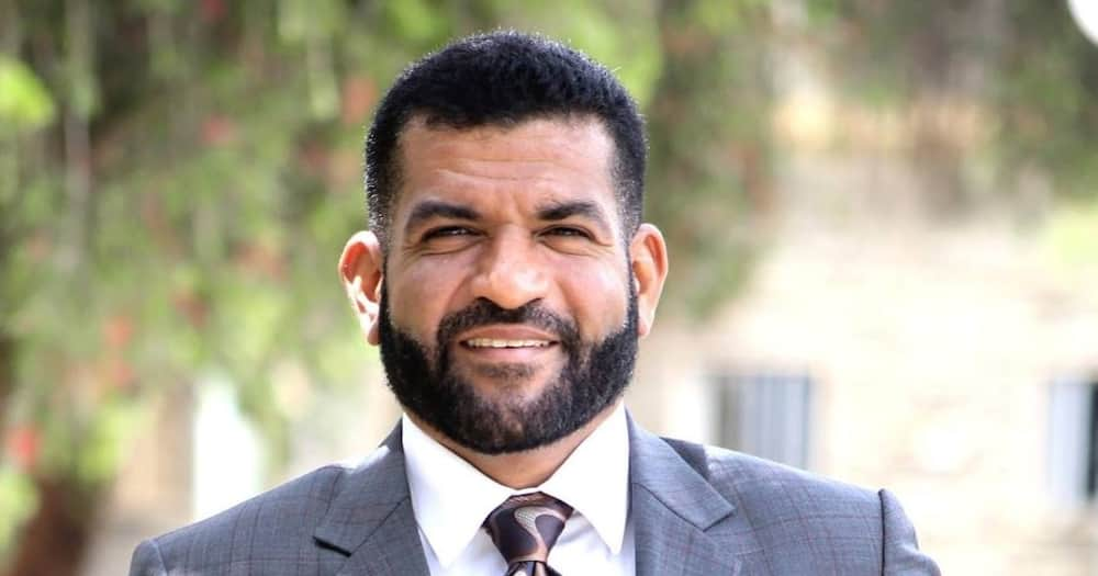 Mvita MP Abdulswamad Nassir. Photo: Abdulswamad Nassir.