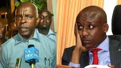 Kivutha Kibwana sneers at Mutula Kilonzo Jnr for abstaining in Sonko impeachment vote