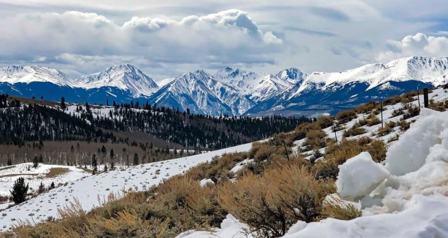 highest altitude cities in the US