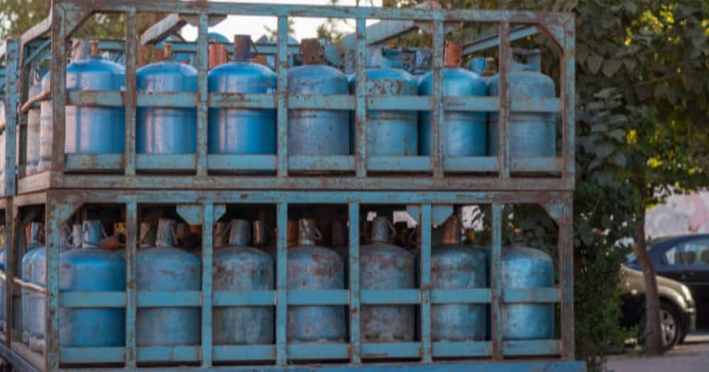 Kenyans are expected to pay KSh 350 more for 13kg cooking gas. Photo: Getty Images.