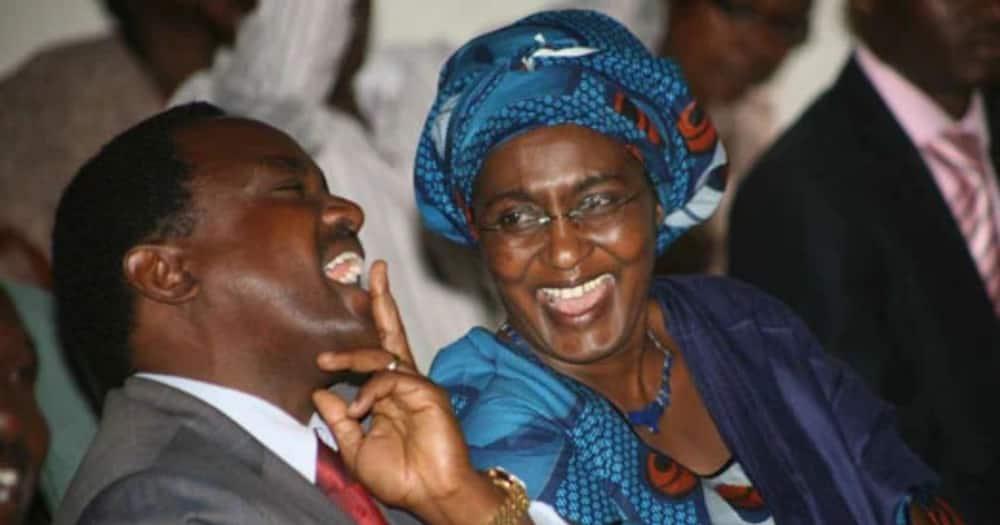 "Kalonzo Musyoka Discloses He Met Wife Pauline When She was in Form 2: ""Alikuwa Maridadi"""