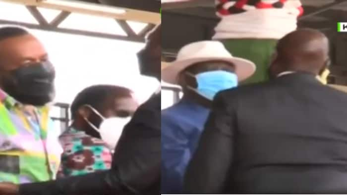Siasa Kando: Raila, Joho Watabasamu Kukutana na Ruto Kirinyaga