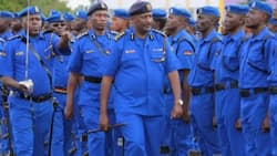 Special Police Unit to Deal with Robbery With Violence, Mugging Formed, IG Mutyambai
