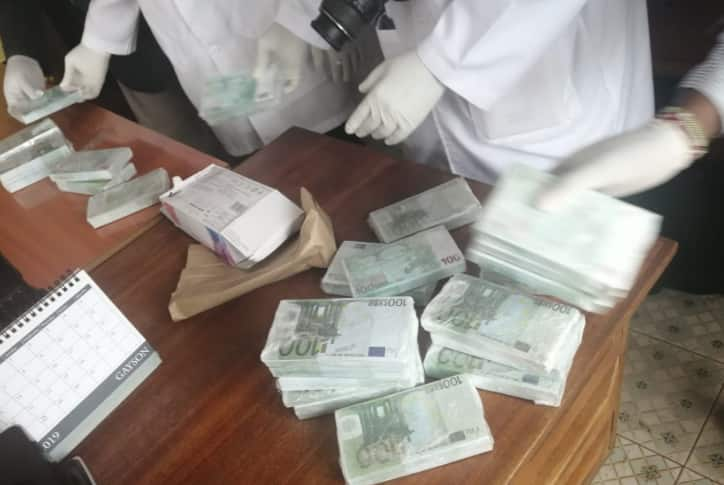 3 women arrested in Githurai with over KSh 102m in fake Euros