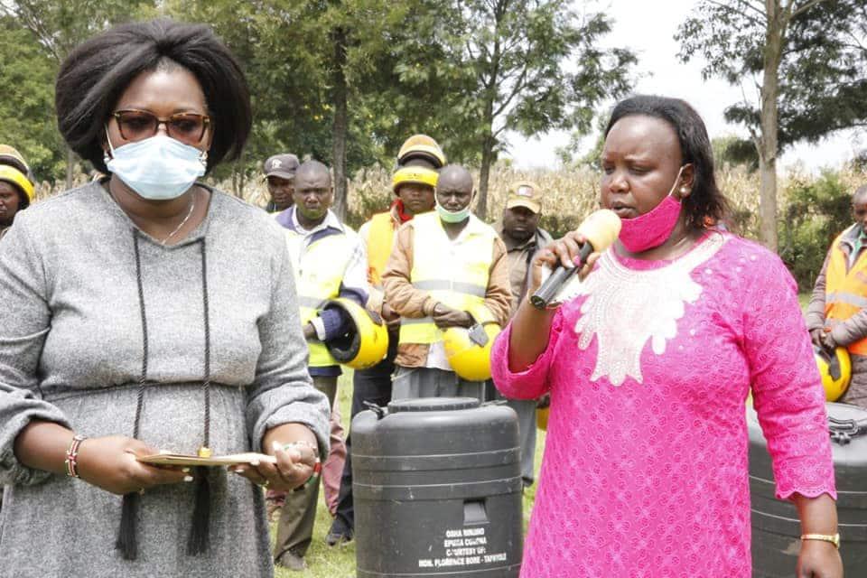 Rachael Shebesh alazimika kukatiza ziara yake Kericho baada ya tofauti kuzuka kuhusu 2022