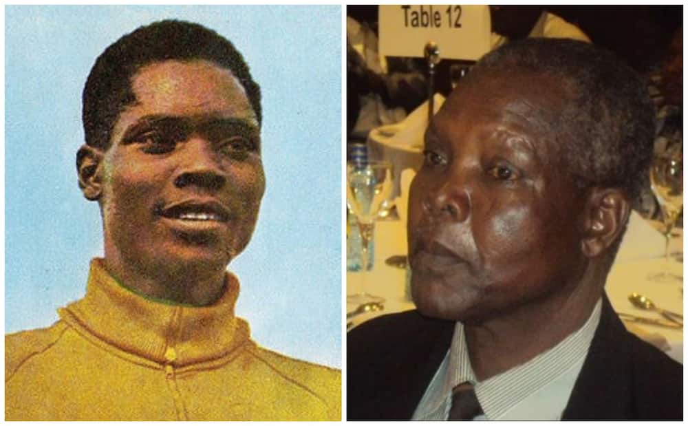 Athletics legend Ben Jipicho has passed away