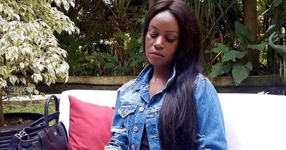 Ugandan entertainer Juliana Kanyomozi gave birth in 2020. Photo: Juliana Kanyomozi.