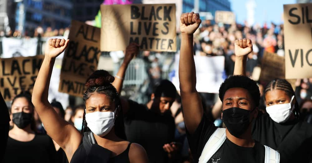 Black Lives Matter movement ranked most influential art in 2020