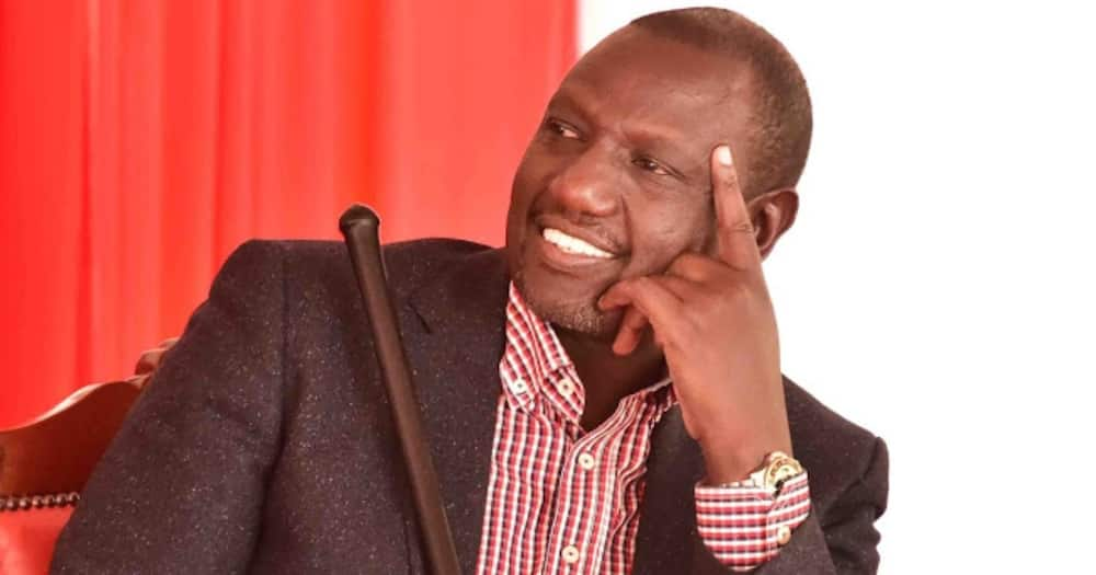 I love this country enough never to be part of any 'war', William Ruto