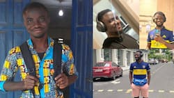 Ghanaian Teacher Moves to Vietnam to Restart Life, Shares Amazing Transformation Pictures