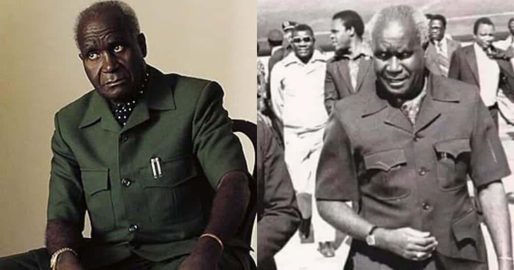 Suti za Kaunda: Chimbuko la vazi lililoenziwa na hayati Rais wa Zambia