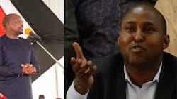 """""""Serikali ni Yetu"""": Junet Azua Hisia Mseto Baada ya Kusema Mt Kenya Waanza Kujipanga"""