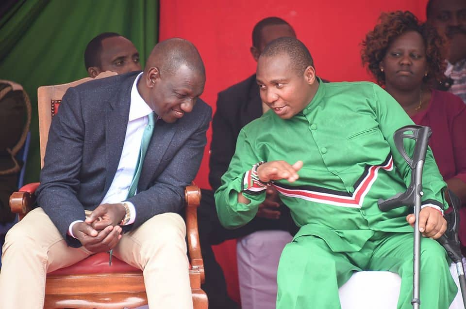 William Ruto urges leaders to stop political groupings over BBI implementation