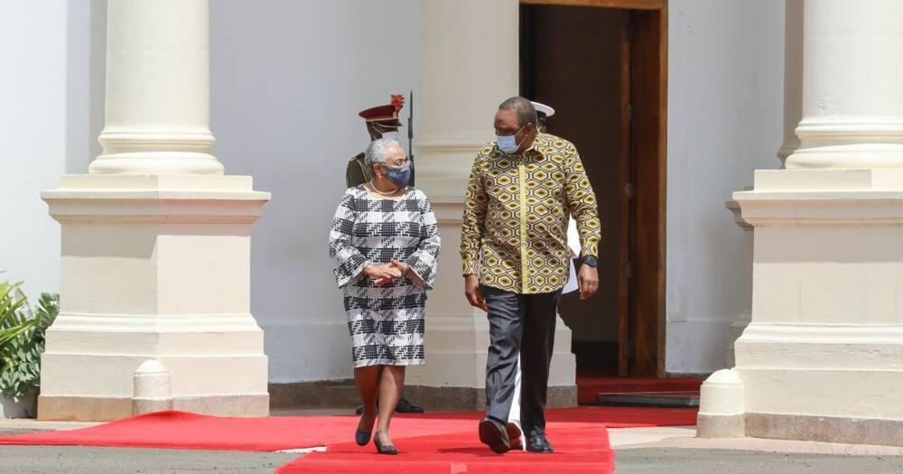 Viongozi waliofika Ikulu tayari kufanya maombi kwa taifa