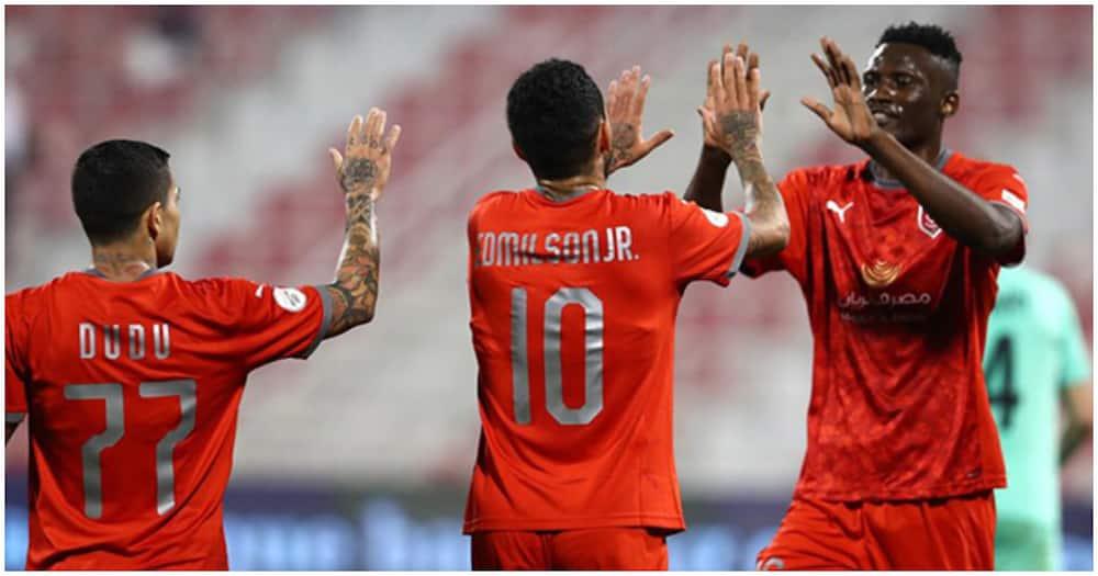 Olunga continues hot form in Qatar, bags hat-trick as Al Duhail hammer Al Ahli 6-0
