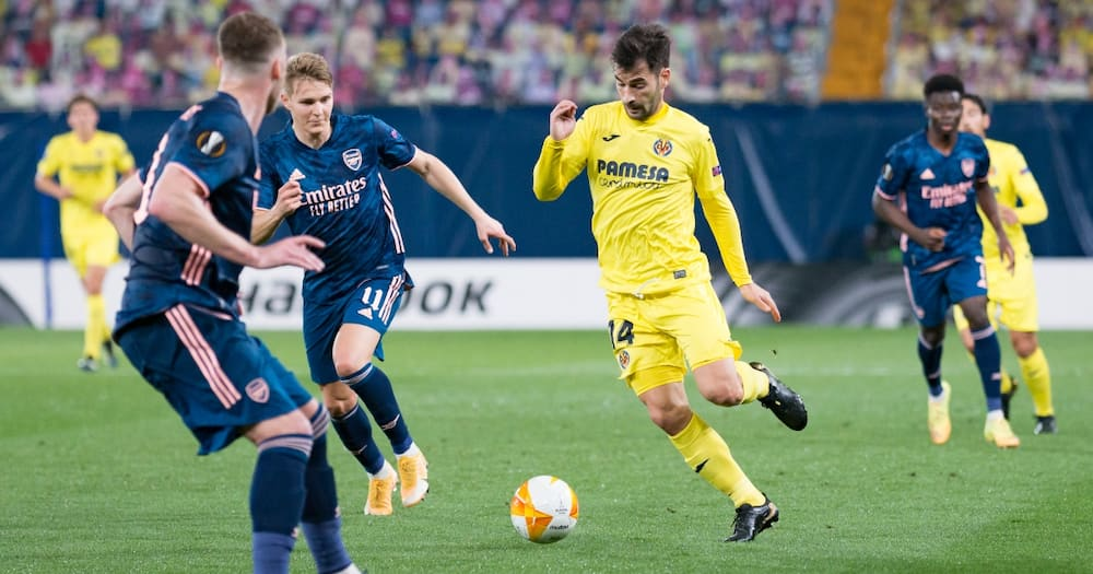 Mikel Arteta Sends warning to Arsenal stars after Europa League defeat to Villareal
