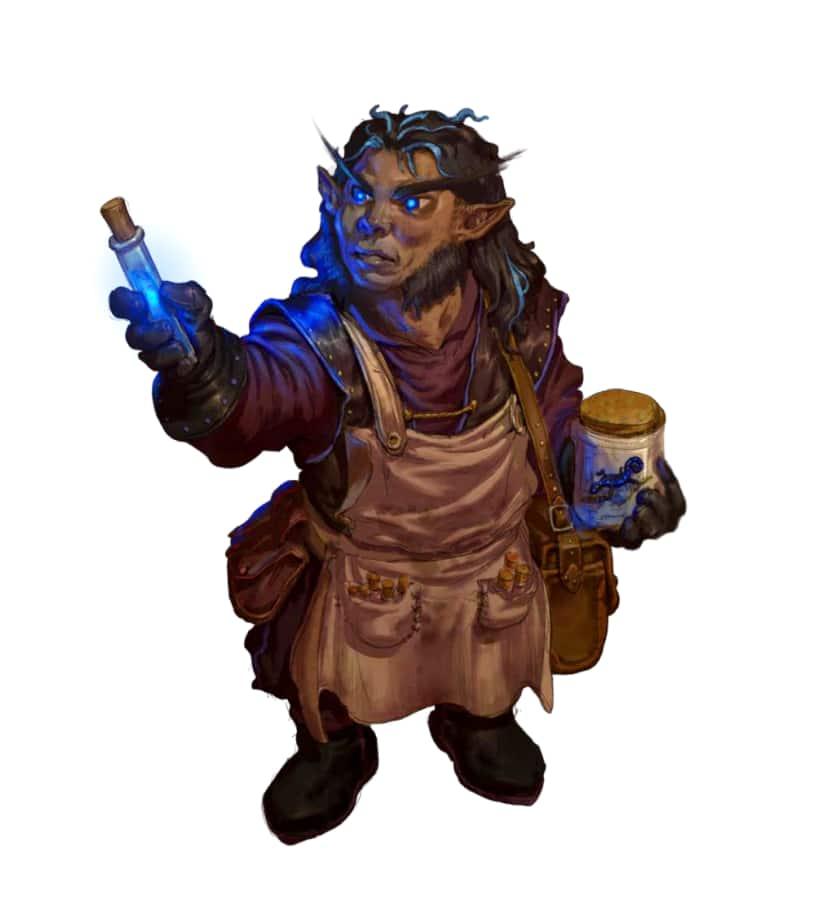 DnD gnome names