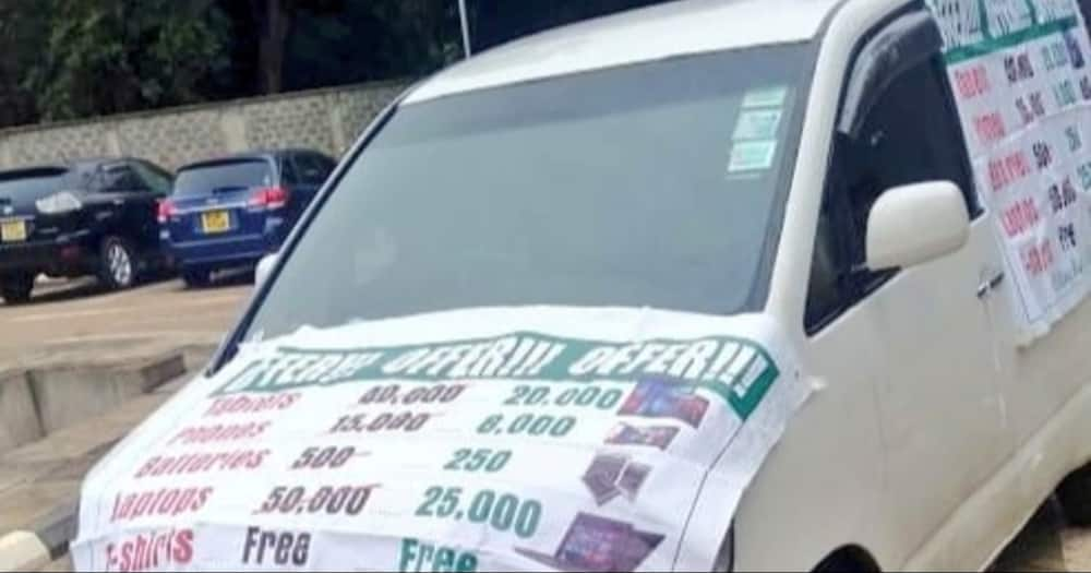 DCI Raise Alarm Over Criminal Gang Masquerading as Sales Agents to Con Clients Within CBD