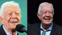 95-year-old former US president Jimmy Carter set to undergo surgery to relieve pressure in the brain