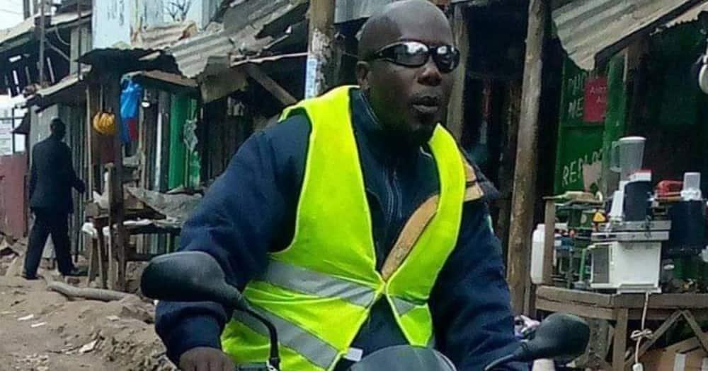 Nitakufinya man Aron Asiba Matendechere sued three corporates.