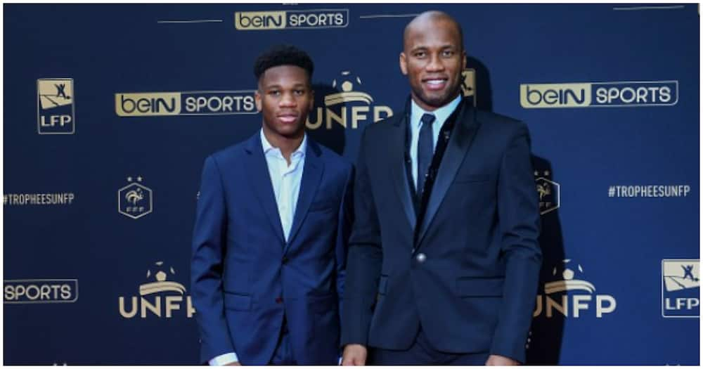 Didier Drogba's Son Scores First Professional Goal, Imitates Chelsea Legend's Iconic Celebration