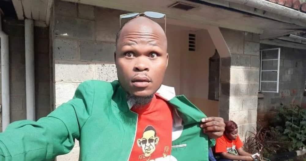 Video ya marehemu Othuol Othuol akitabiri kuwa yuko mbinguni yaibuka mitandaoni