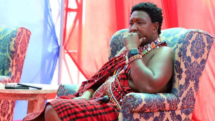 Ledama Ole Kina Says No Person Will Own More Than 1,000 Acres of Land if He Becomes President