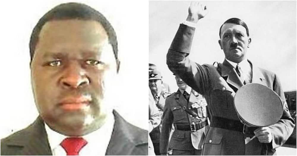 Adolf Hitler: Politician named after German leader wins election in Namibia