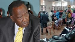 Raymond Moi akashifu MCAs wa Baringo, asema umaskini unatawala kaunti hiyo