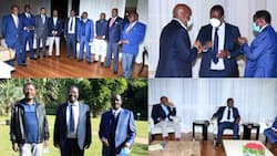 Gideon Moi Attends One Kenya Alliance Meeting Days after Being Linked to ODM