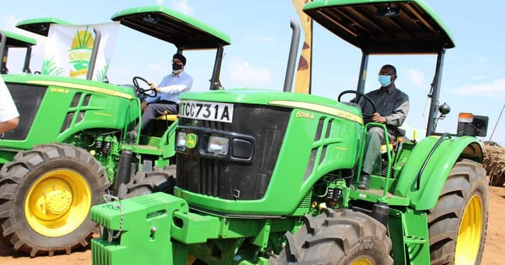 Busia-based sugar miller invests KSh 180 million in new tractors