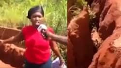 I'm unable to find a husband because of bad roads, lady narrates in viral video