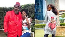 Awinja Peeved by Fan Who Claimed She Didn't Celebrate Papa Shirandula when He Was Alive