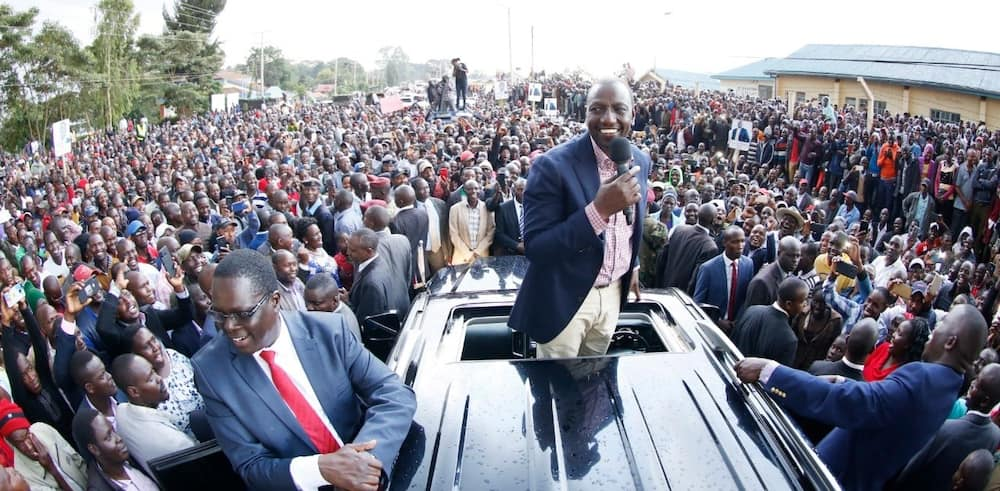 William Ruto speaks publicly for the first time on impeachment threats, says plot doomed to fail