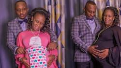 Kenyan Rapper Bamboo, Ugandan Wife Welcome Their Newborn Baby Girl