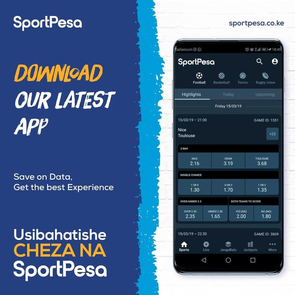 sportpesa betting through sms free