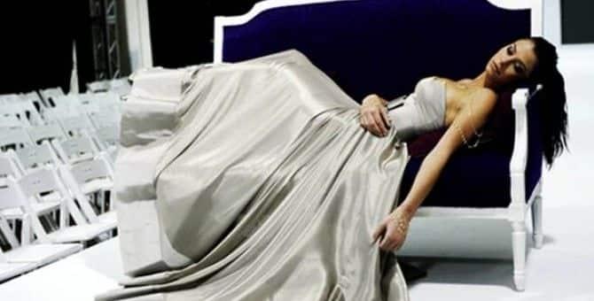 world's most expensive wedding dress