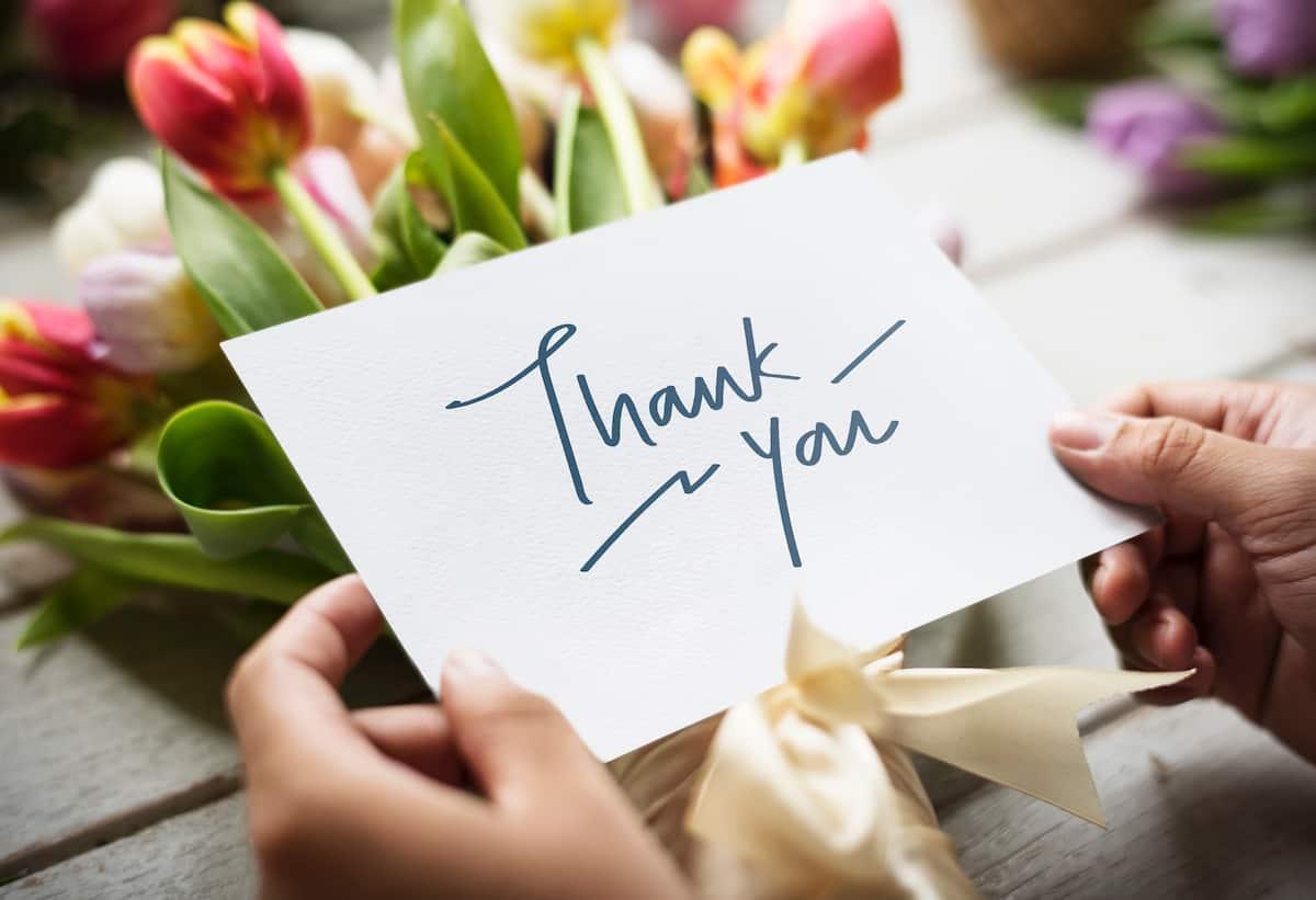 Thank you quotes and sayings ▷ Tuko.co.ke