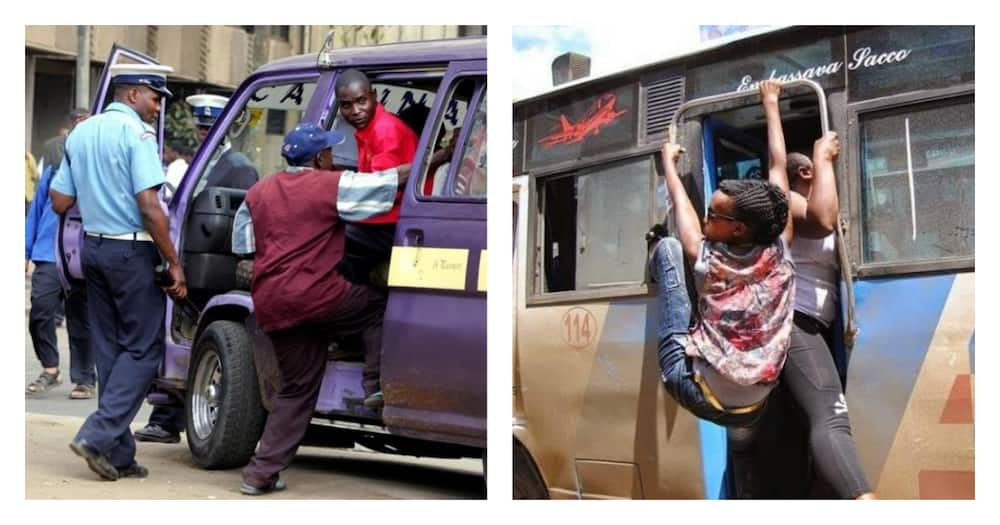Matatu madness: Kenyans relive hilarious experiences at the hands of touts