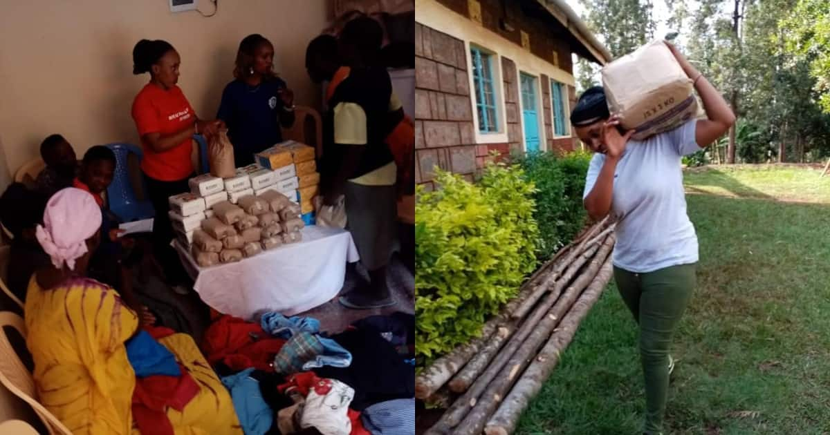 KDF soldier's widow helping 400 widows after heartbreaking experience of losing inheritance to in-laws