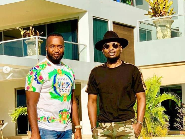 TZ singer Ommy Dimpos recuperating at Governor Joho's residence