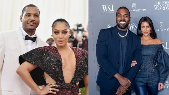 Kim Kardashian's Bff La La Divorces Hubby Months after Reality TV Star Parted Ways with Kanye West