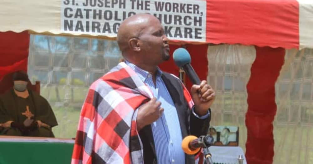 Moses Kuria gets Kenyans talking after joking he will move to Vietnam ahead of 2022