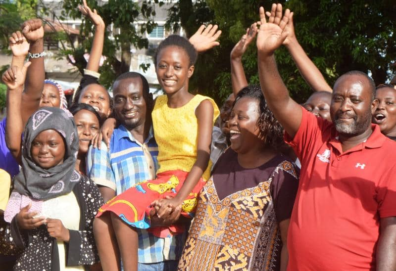 Top KCPE performer in Mombasa diagnosed with bone cancer