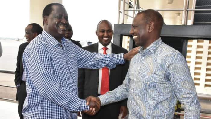 "Oburu Oginga says Raila may work with Ruto in 2022: ""Those talking will be surprised"""