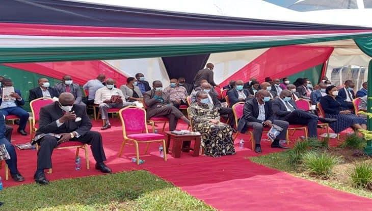 Babake Waziri Karoney azikwa nyumbani kwake Kapsabet