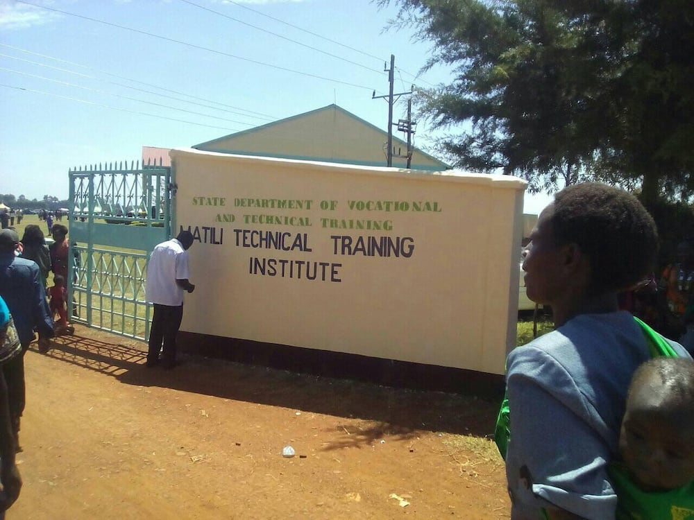 Matili Technical Training Institute courses, fees and contacts