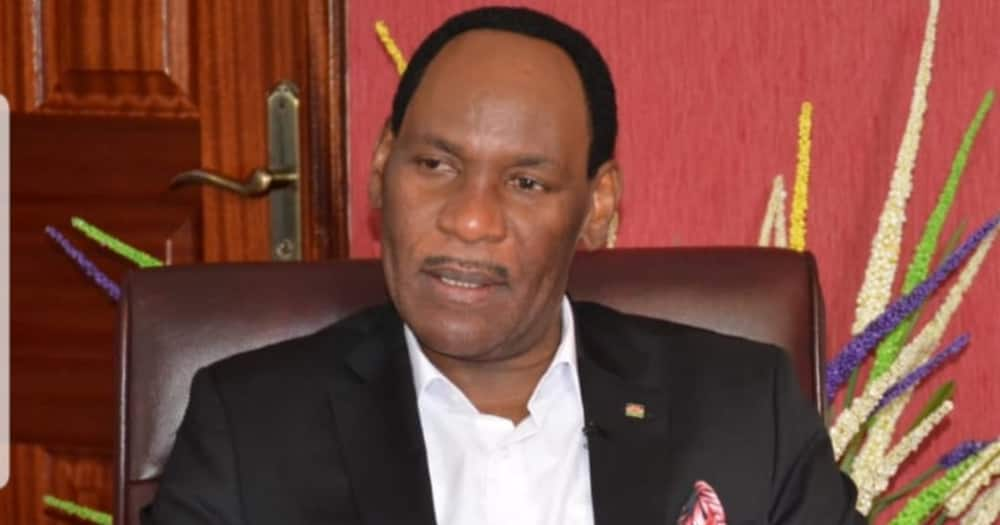 Ezekiel Mutua had vowed to promote the creation of clean content.