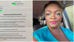 Security guard quits job, surprises female boss with heartwarming personal letter